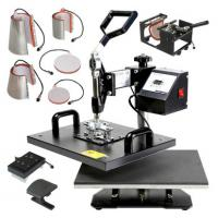 Buy cheap Combo Heat Press Machine 8in1,5in1,Heat Transfer Manchine,Cargo Services from China product