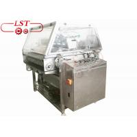 100-200KG Capacity Chocolate Injection Machine CE Certification With Cooling Tunnel