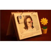 Buy cheap 6mm 3mm Acrylic Desk Calendar Stand Color Appearance With Characteristic product