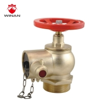 China Various use scenarios fire hydrant landing valve cast iron fire hydrant pressure relief valve on sale