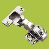 Buy cheap free samples cabinet hardware cold-rolled steel hinge with Nickel finish product