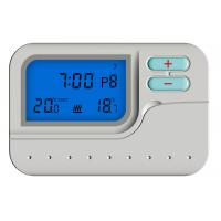 Buy cheap Digital Programmable Wired Room Thermostat 6 Time And 6 Temp Per Day from wholesalers