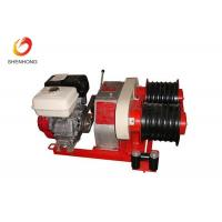 Buy cheap Three Ton Diesel Cable Winch For Laying Cable Or Erecting Of Pole Pylon product