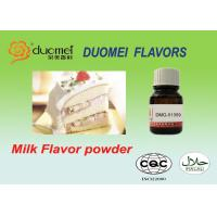 Buy cheap Milk Flavour Powder Orange Flavor Powder Colorless To Light Yellow product