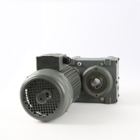 Buy cheap 20CrMnTi M4 Parallel Shaft Helical Gearbox Foot Mounted Motor product