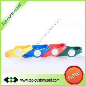 Custom your own power balance bracelet