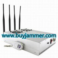 Adjustable High Power Desktop Signal Jammer for GPS Cell Phone (Extreme Cool