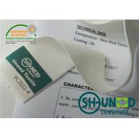 Buy cheap Eco - Friendly Big Elastic PA Adhesive Lining And Interlining Dry Cleaning product