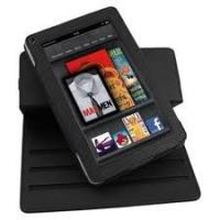 Buy cheap Black, Brown Customizable Functional PU Leather Protective Kindle Fire Covers Cases product