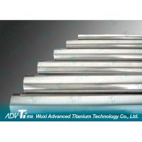 Buy quality GR12 Metal Forgings Bar , Nontoxic Forging Titanium Rods at wholesale prices