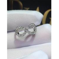 Tiffany  full diamonds of bowknot ring 18kt gold  with yellow gold or white gold or pink gold