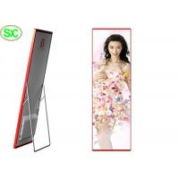 Buy cheap Portable Indoor Full Color LED Display , Digital LED Poster P3 Led Media Display from wholesalers