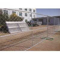 Buy cheap Temporary Chain Link Panel Fence Free Standing With 6 Feet Height product