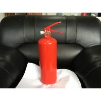 Buy cheap Safety 2KG BC ABC Rated Fire Extinguisher With Spring Pressure Gauge product