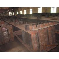 Quality Heavy Duty Structure Steel Warehouse With AWS BS EN ISO Certificate for sale