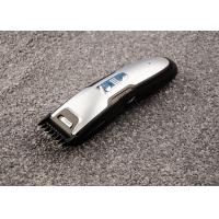 Buy quality Electric Barber Hair Clipper For Baby Kids Adult With 2 Attachment Combs at wholesale prices