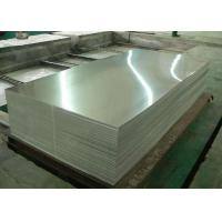 Buy cheap 3005 H24 Aluminium Alloy Sheet Metal For Radiator In Industrial Products product