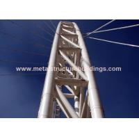 Buy cheap Rust Proof Durable Prefabricated Steel Structures , Metal Industrial Buildings product
