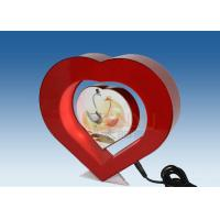Buy cheap Professional Heart Shape Advertising Display Stand For Promotion product