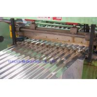 Buy cheap DX51D+Z, SGH340, SGCC Colored Galvanized Corrugated Steel Sheet For Industrial, Civil Buildings product
