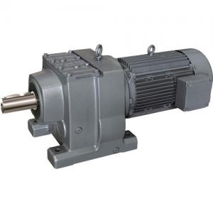 Buy cheap High Torque 4300Nm Helical Gear Motor product