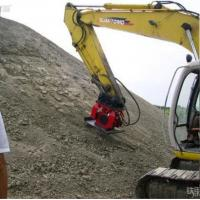 Buy cheap hydraulic plate compactor for excavator dealer/excavator attachments china from wholesalers