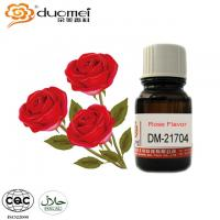 Buy cheap Rich Rose Food Essence Flavours For Food Production Line , Colorless To Light Yellow product