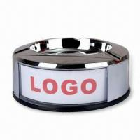 Buy cheap Rotating-ashtray with 3 AA Batteries product
