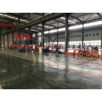 Buy cheap High Speed Copper Wire Planetary Stranding Machine With 500/ 6+12+18+24 product