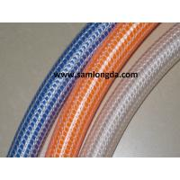 """Buy cheap Knitted PVC Hose for Water & Garden spraying,1/2"""" with 100m per roll product"""