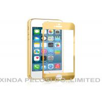 Buy cheap Anti Scratch Iphone Protective Screen , 2.5D Round Edge Glass Phone Screen Protector product