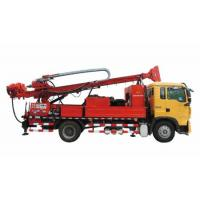 Buy cheap Truck Mounted Multi Function Engineering Drilling Machine 150m Civil Building Water Well M150 product