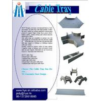 Buy cheap ladder cable tray/ perforated cable tray/ channel cable tray product