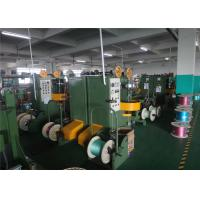 Buy cheap PVC Extruder Model Sheathing Extrusion Line For Building Wire And Cable product