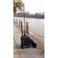 Buy cheap Easy Carrying Radio Signal Jammer Working Status Visible For Anti Bomb product