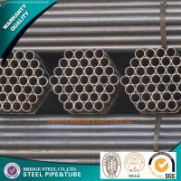 Buy cheap Q215 3 Inch Mild Steel Pipe Electronic Resistance Welded BS1387-1985 product