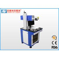 Buy cheap Snaps Buttons CO2 Laser Marking Machine , 20 Watt Co2 Laser Marker product