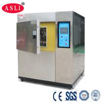 Electronic Climatic Chamber High Low Temperature thermal Impact Shock Test Machine for sale