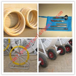 Buy cheap Best quality Fiberglass duct rodder,China duct rodder,low price Fiberglass duct rodder product
