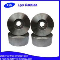 Buy quality Various tungsten carbide wire drawing dies / electrical wire moulding at wholesale prices