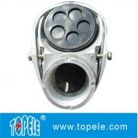 """Buy cheap 3/4"""", 4"""" Aluminum Service Entrance Cap Threaded / Clamp Type Terminal Fittings from wholesalers"""