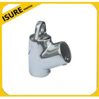 China Marine Boat Rail Fitting 90 Degree Hinged Tee Stainlessl Steel on sale