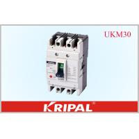 Buy cheap UKM30-63S 50A 3P Magnetic Type Molded Case Circuit Breaker AC600V Rated current from wholesalers