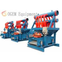 Buy cheap Hydrocyclone Desilter Drilling Fluid Solids Control Service product