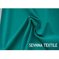 Buy cheap Soft FDY Recycled Nylon Fabric Solid Colors With 40 Denier Spandex product