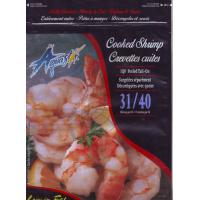 Buy quality  Cooked shrimp Stand Up Pouch , Bottom Gusset Zipper Stand Bags for food at wholesale prices