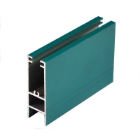 Buy cheap Sliding Window And Door Spraying 6063 Aluminum Alloy Profiles product