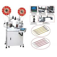 Buy cheap Super-speed fully-automatic terminal pressing machine (WPM-G2 double-head) product