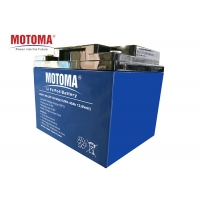 Buy cheap Motoma Lifepo4 Battery For Ups 12V 40Ah  UN38.3 MSDS Certificate product