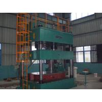 Buy cheap Four Pillar 1000T Hydraulic Deep Drawing Press Equipment For Long Cylinder product